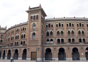Plaza de las Ventas.