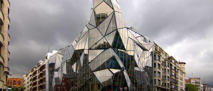 Sede de Osakidetza en Bilbao / Flickr Wojtek Gurak.