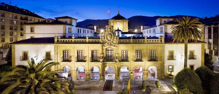 Hotel de la Reconquista, Oviedo.