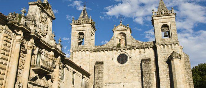 Monasterio Santo Estevo de Sil.