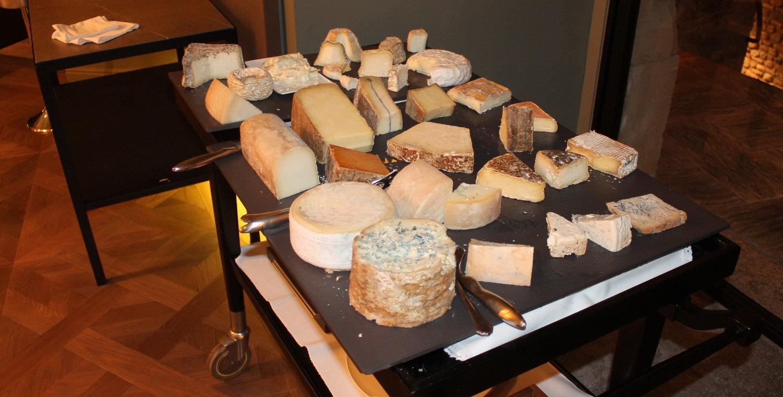 Auténtico pecado para los amantes del queso. Foto: Eduardo Sánchez.