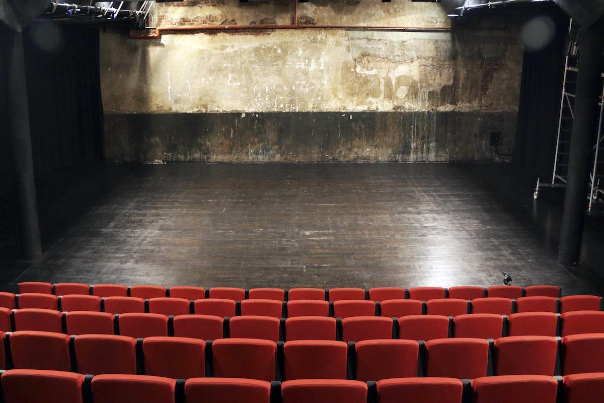 Pequeñas salas de teatro | Guía Repsol