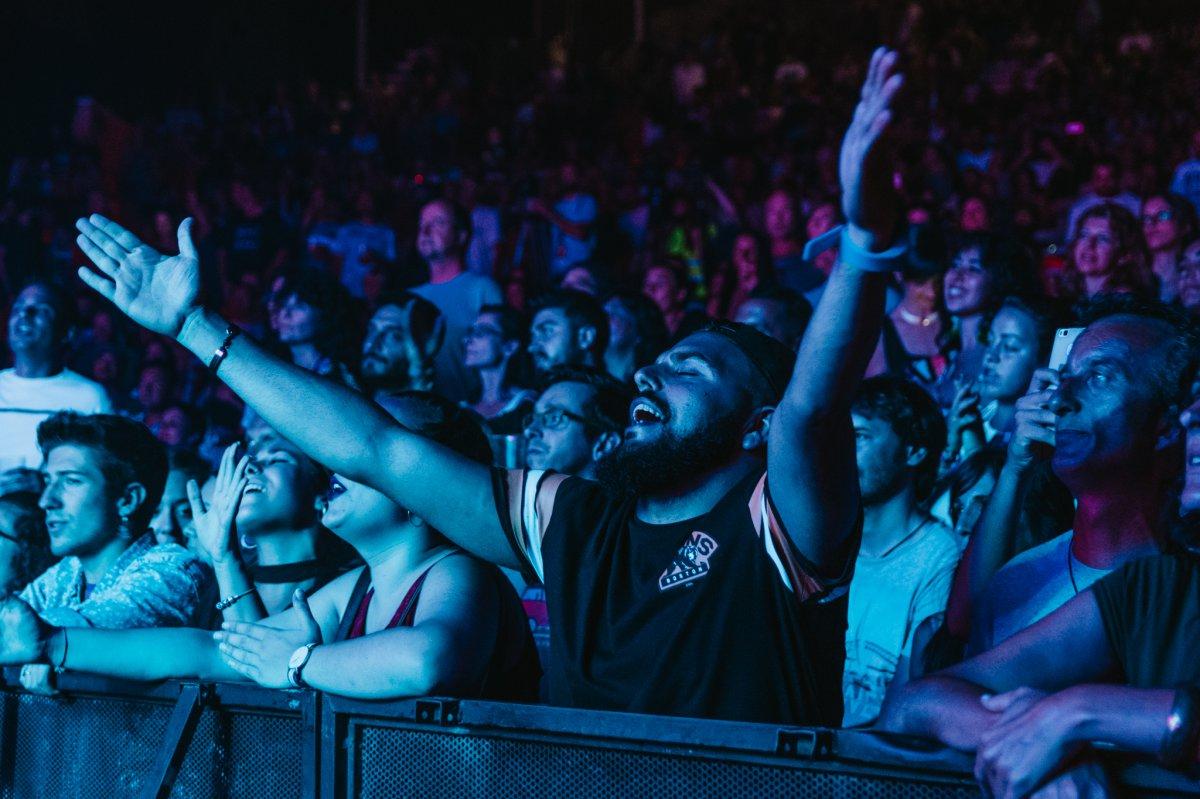 La Mar de Músicas 2018: público