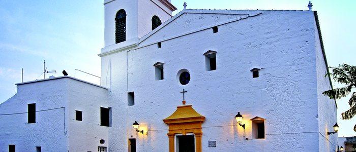 Iglesia de San Martín, en Es Mercadal.