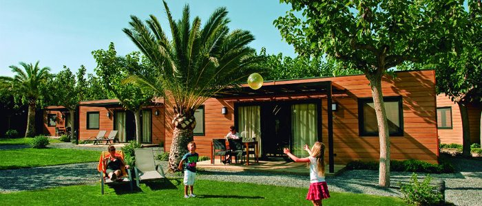 Villas Playa Montroig Camping Resort.