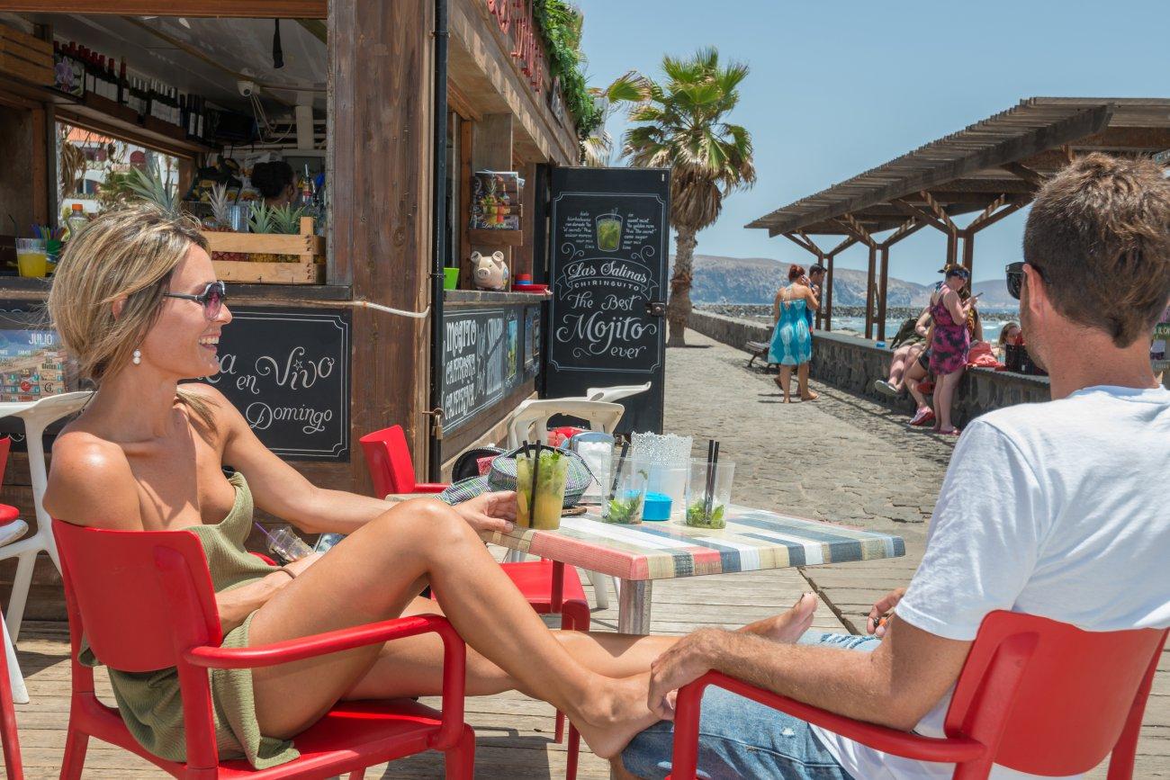 'Las Salinas' (Playa de Las Américas): clientes (1)