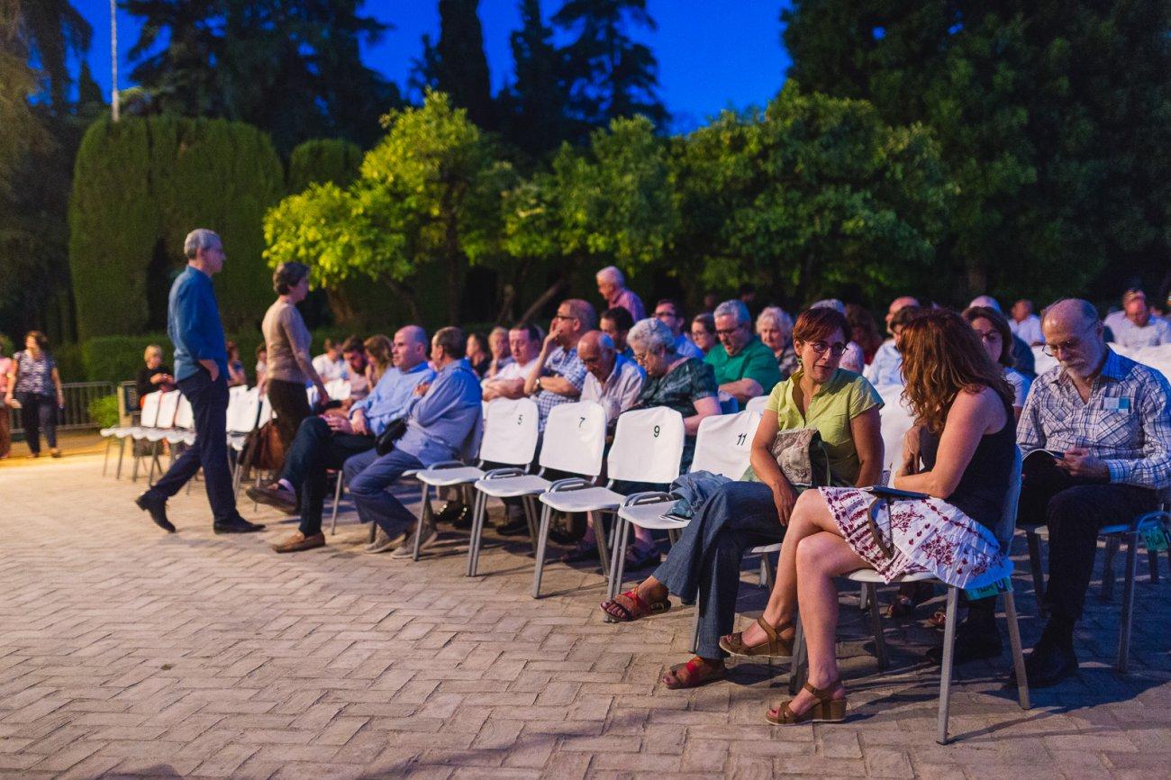 Planes Sevilla: Jardín del Cenador de la Alcoba