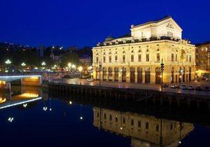 Teatro Arriaga, Bilbao.