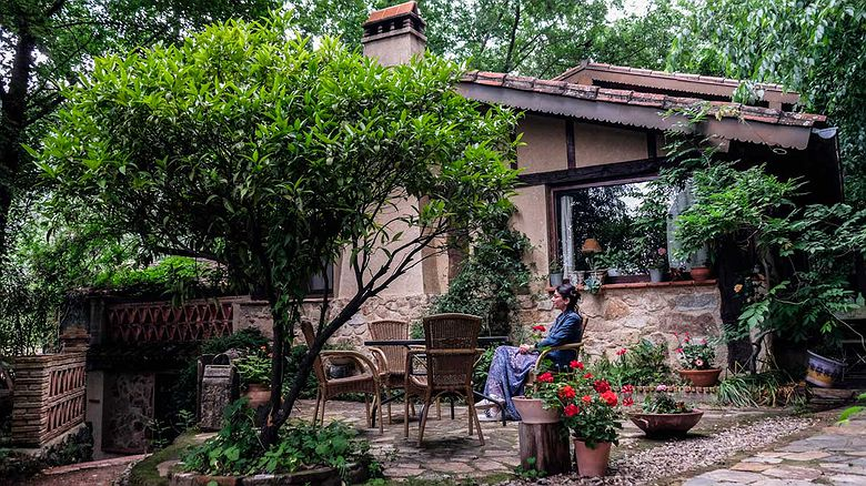Casa Rural 'La Casa del Bosque' (Navaconcejo, Valle del Jerte)