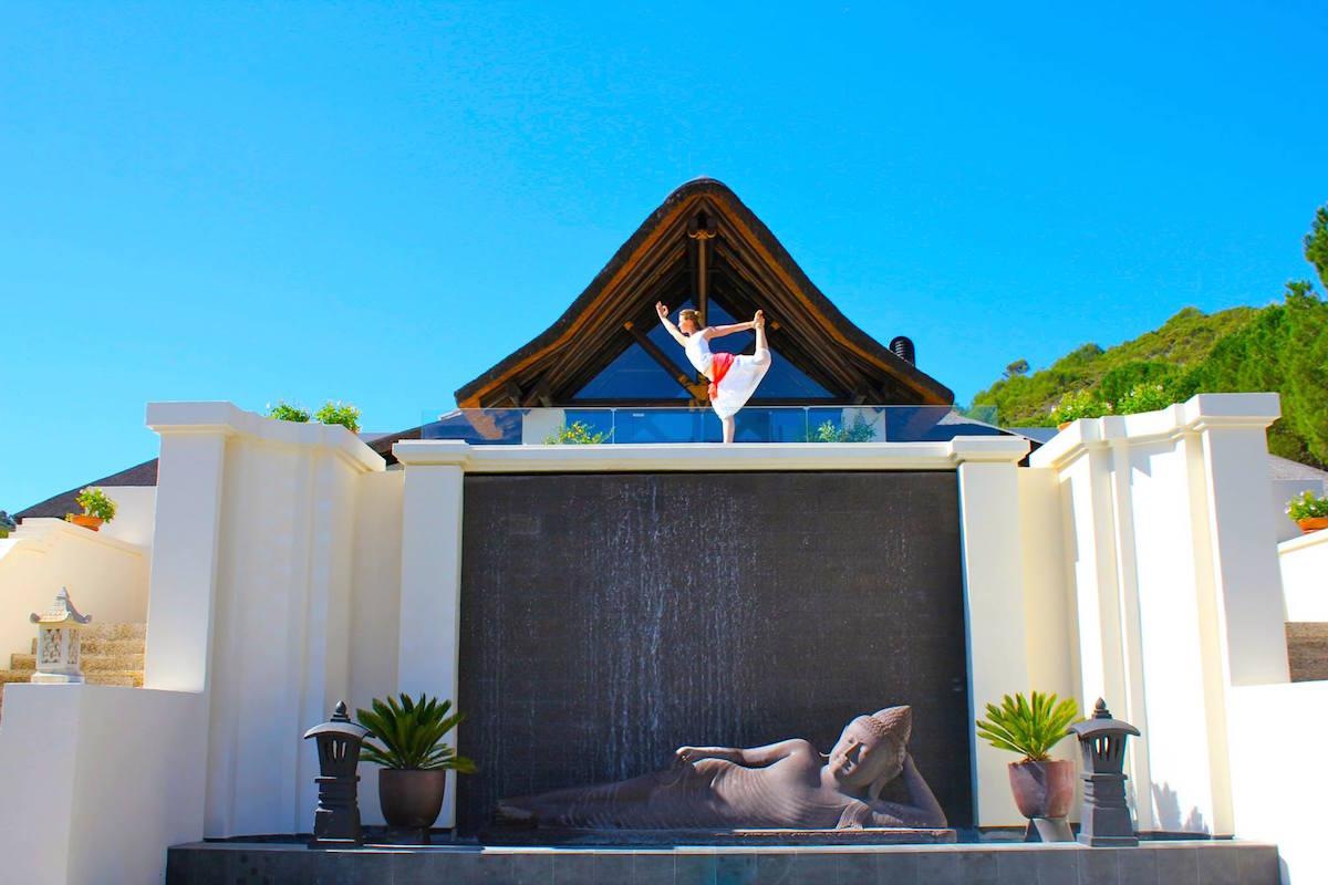 Un hotel que marca un nuevo estilo de vida. Foto: Shanti-Som.
