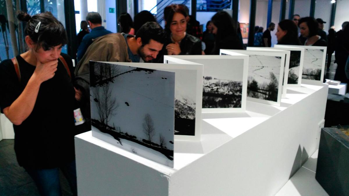 La obra Summetum de la artista Susana Rodríguez. Foto: 100x100 Experimental