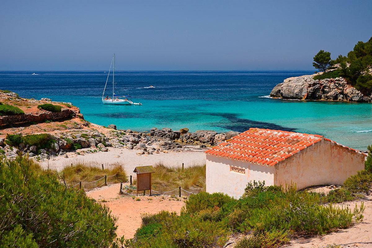 Cala Escorxada (Menorca)