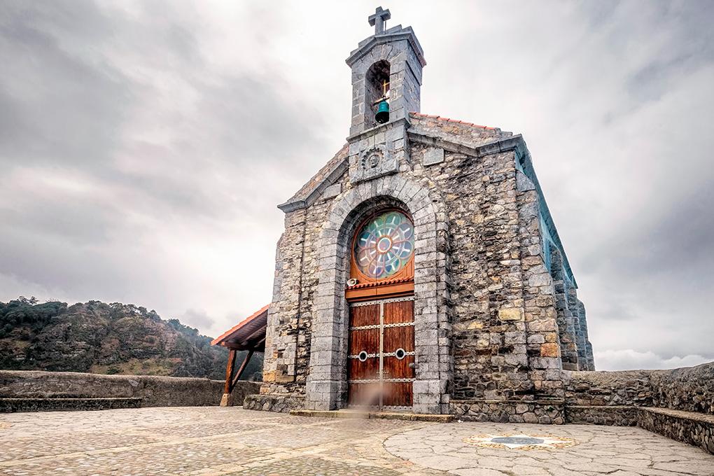A esta ermita se acudía antiguamente a purificar las almas y sanar los cuerpos. Foto: Shutterstock.