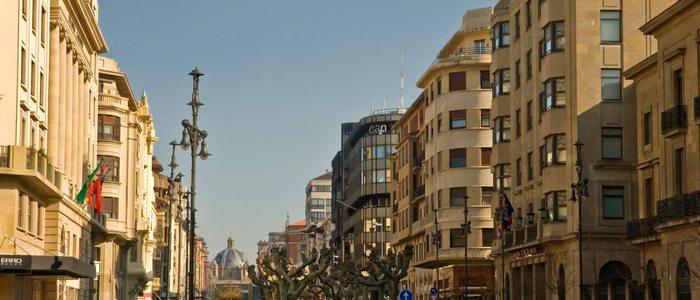 Avenida Carlos III. Foto: CC Flickr JJmenendez.