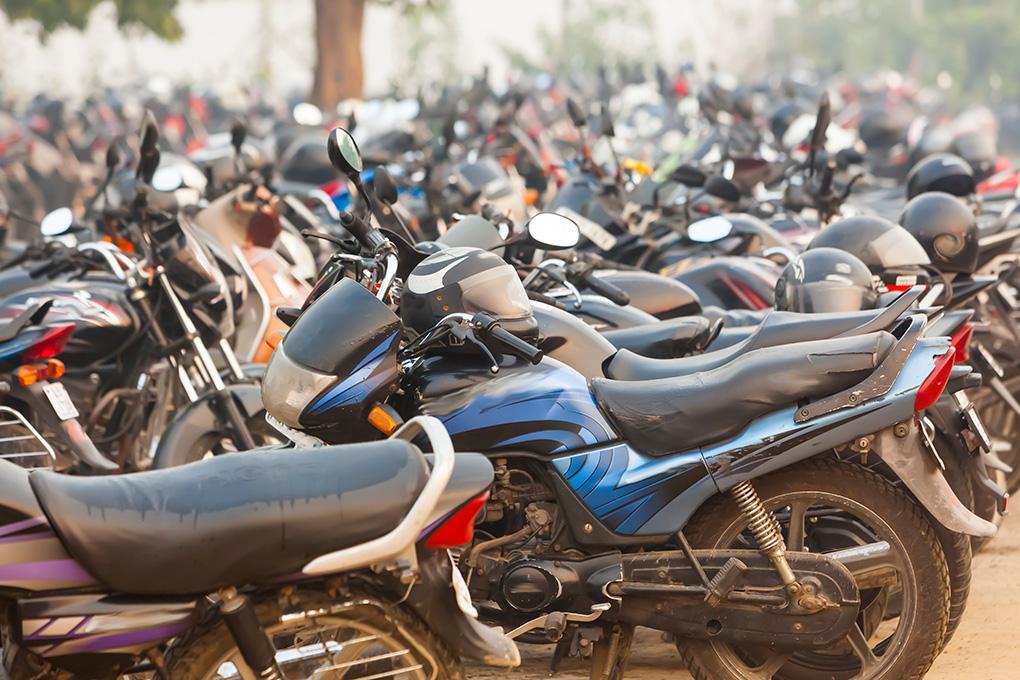 Encontrar tu moto puede ser misión imposible. Foto: Shutterstock.