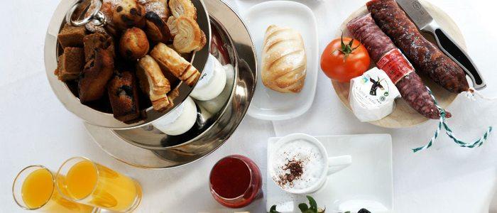 Desayuno Molino de Alcuneza.