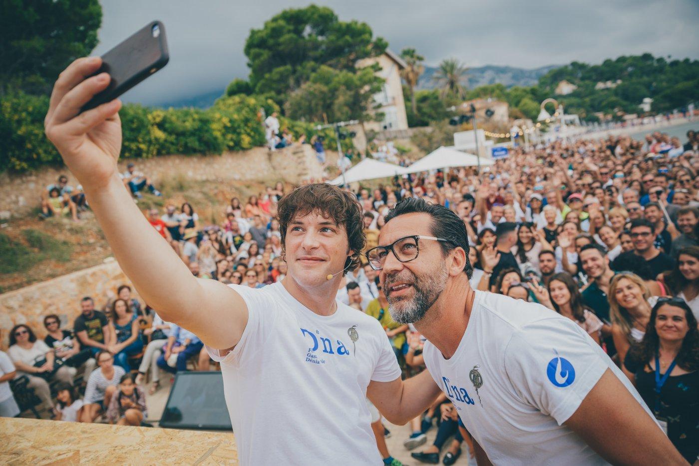 DNA Festival Gastronomic Denia (2017): Jordi Cruz y Quique Dacosta