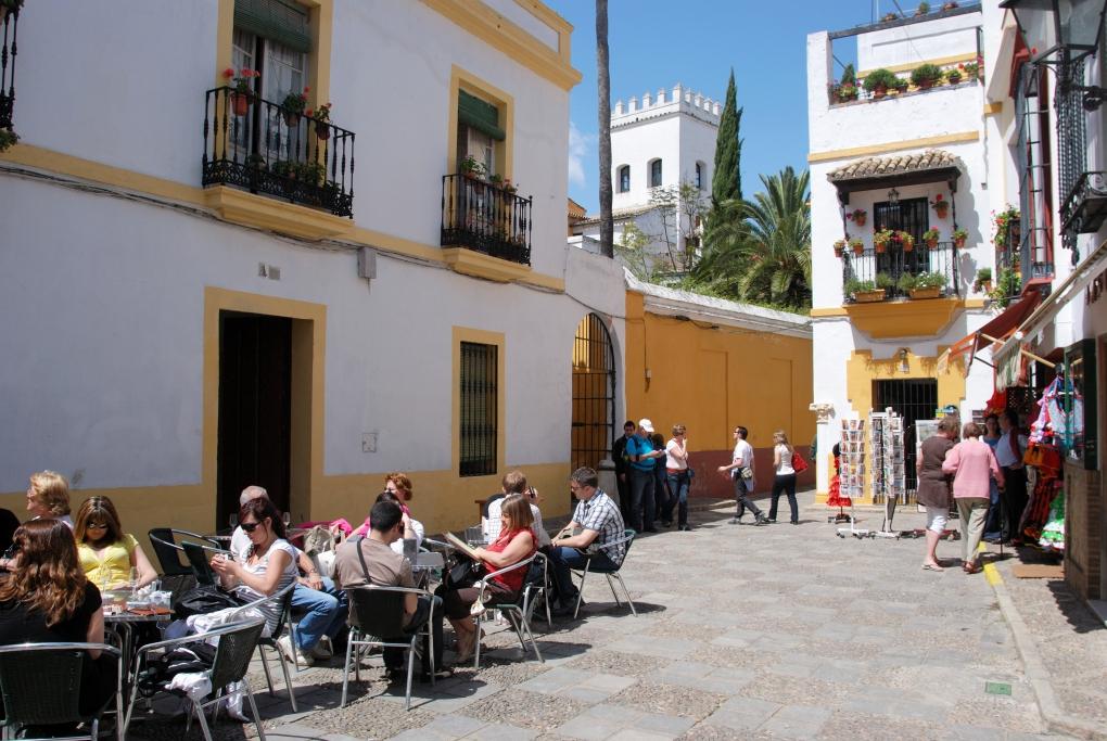 De tapeo por Sevilla. Foto: shutterstock.