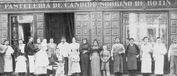 Restaurante Botín.