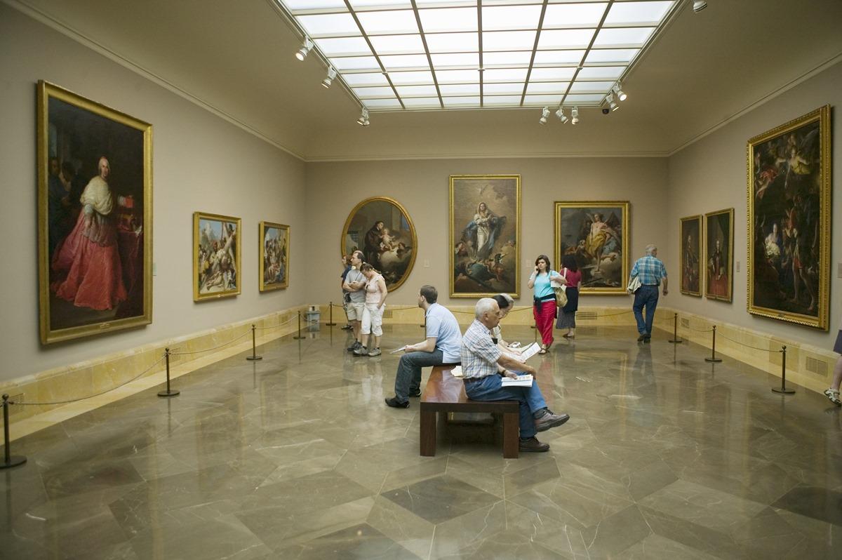 El Museo del Prado es considerado Bien de Interés Cultural desde 1962. Foto: Shutterstock