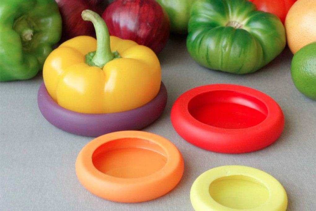 Ordena los alimentos y sus restos con Food Hugger. / Foto: Food Hugger