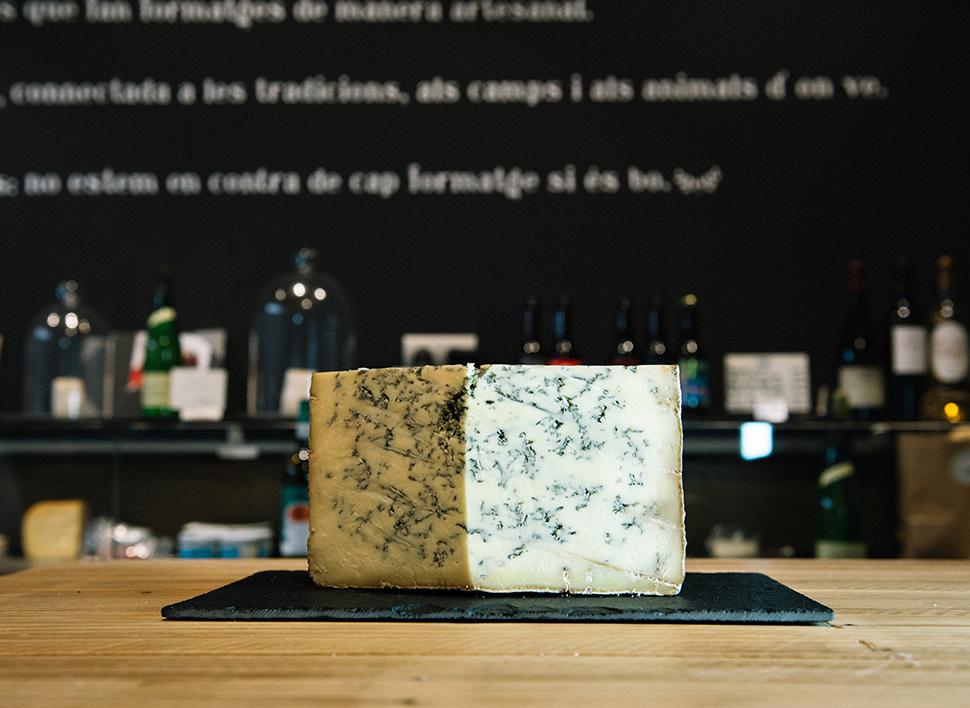 Un buen queso. Foto: Llec Crua