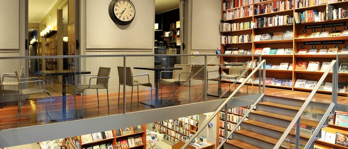 Librería Laié (C/ Pau Claris), Barcelona.