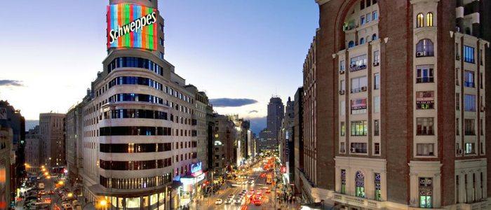 Hotel Vincci Capitol, Madrid.