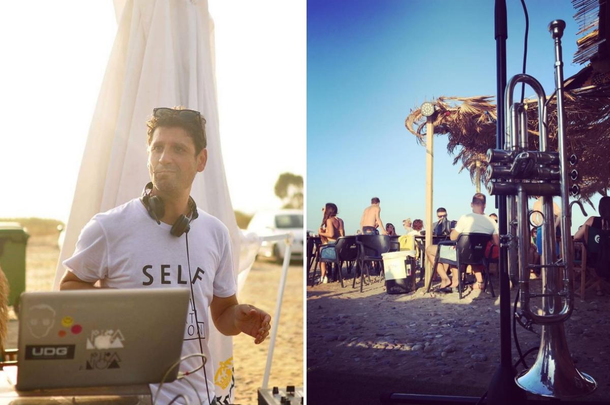 Música electrónica, flamenco, reggae... una ecléctica y atractiva programación para no aburrirse. Fotos: Facebook.