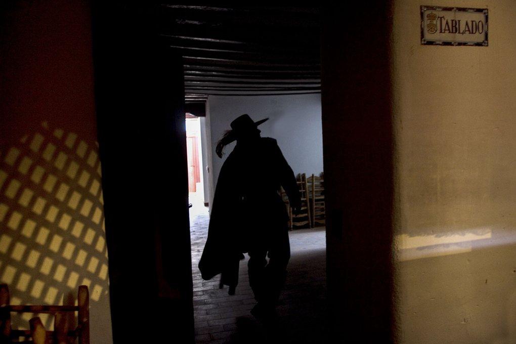 En Almagro hay muchas sorpresas en todos los rincones. Y no solo en el corral de comedias.