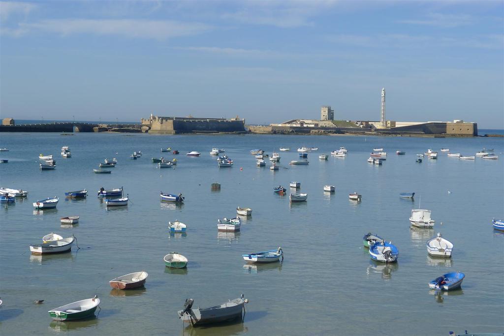 Vista del mar. Foto: Patronato de Turismo de Cádiz.