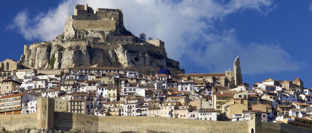Morella, Castelló.