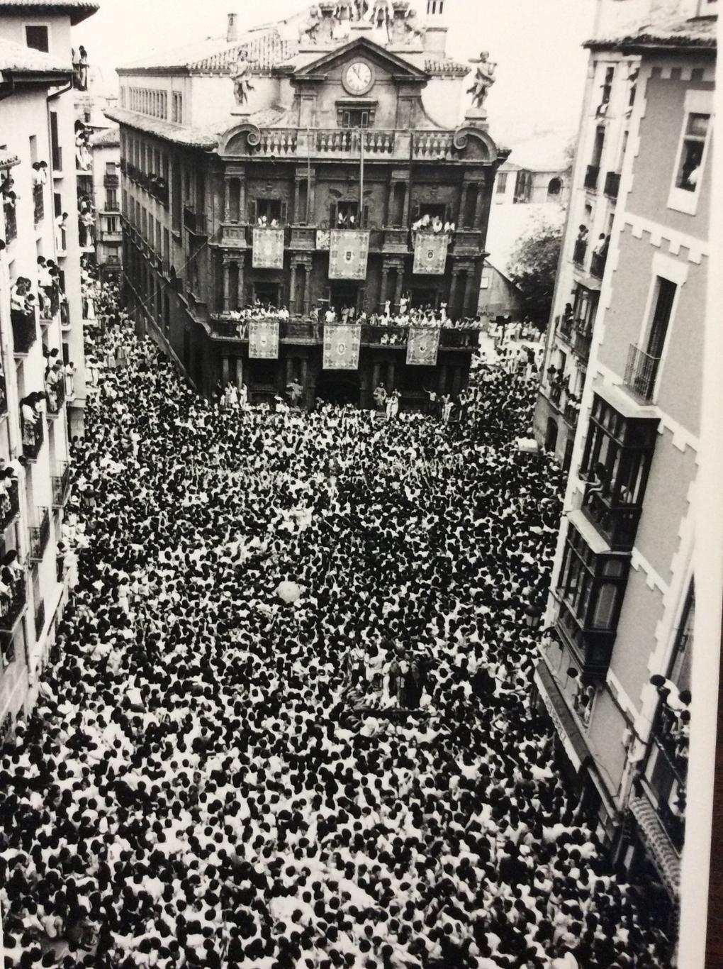 Foto: José Luis Nobel Goñi. Ayuntamiento de Pamplona.