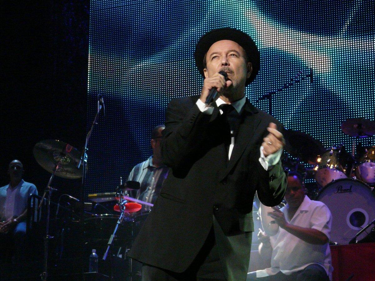 La Mar de Músicas 2018: Rubén Blades