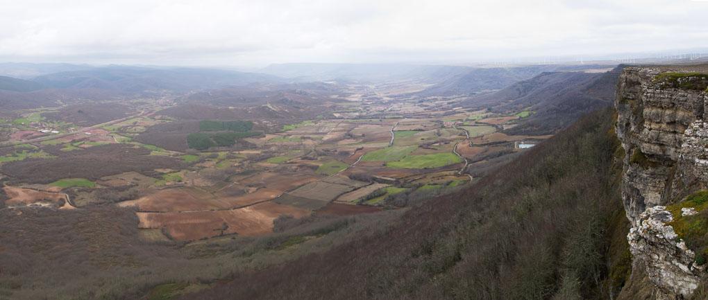 Mirador de Valcabado. Foto: shutterstock.com