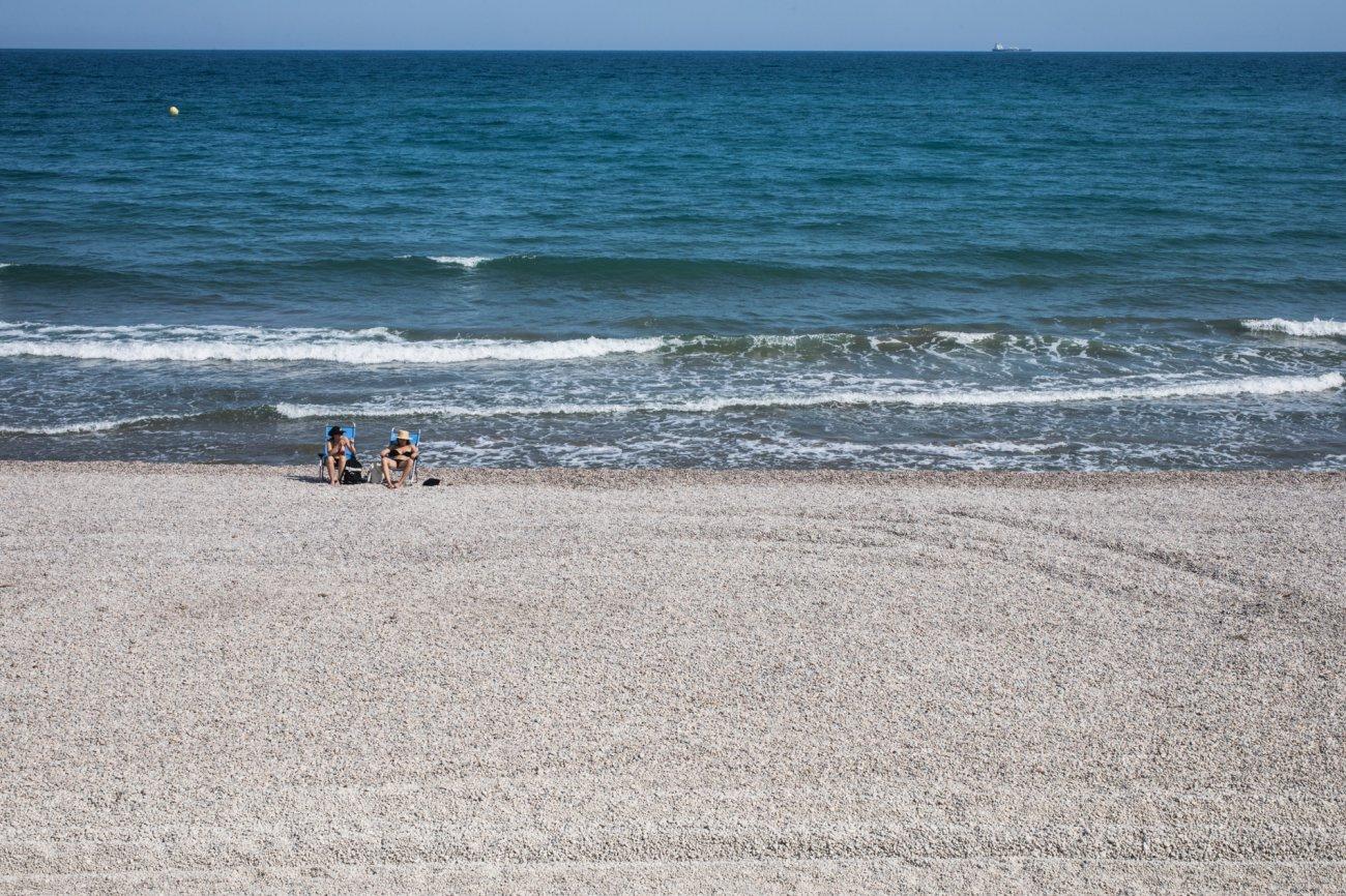 Benicàssim: Playa Els Terrers (1)