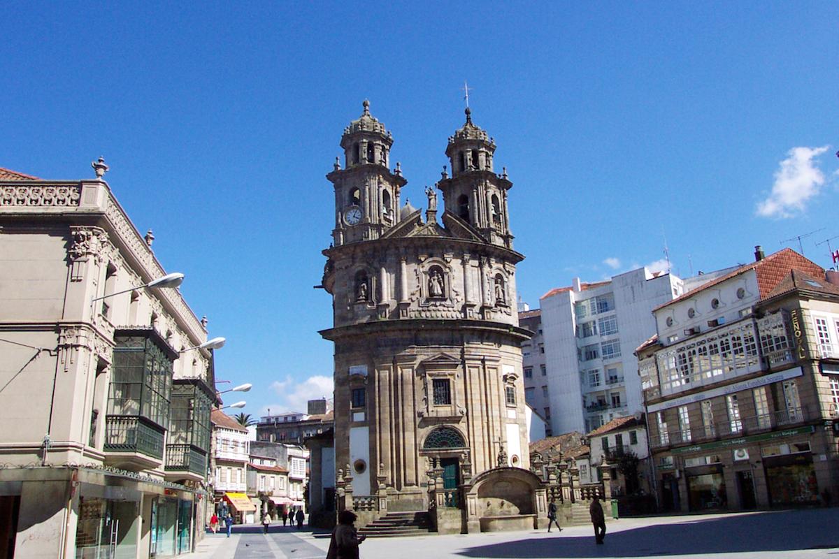 Pontevedra Peregrina.