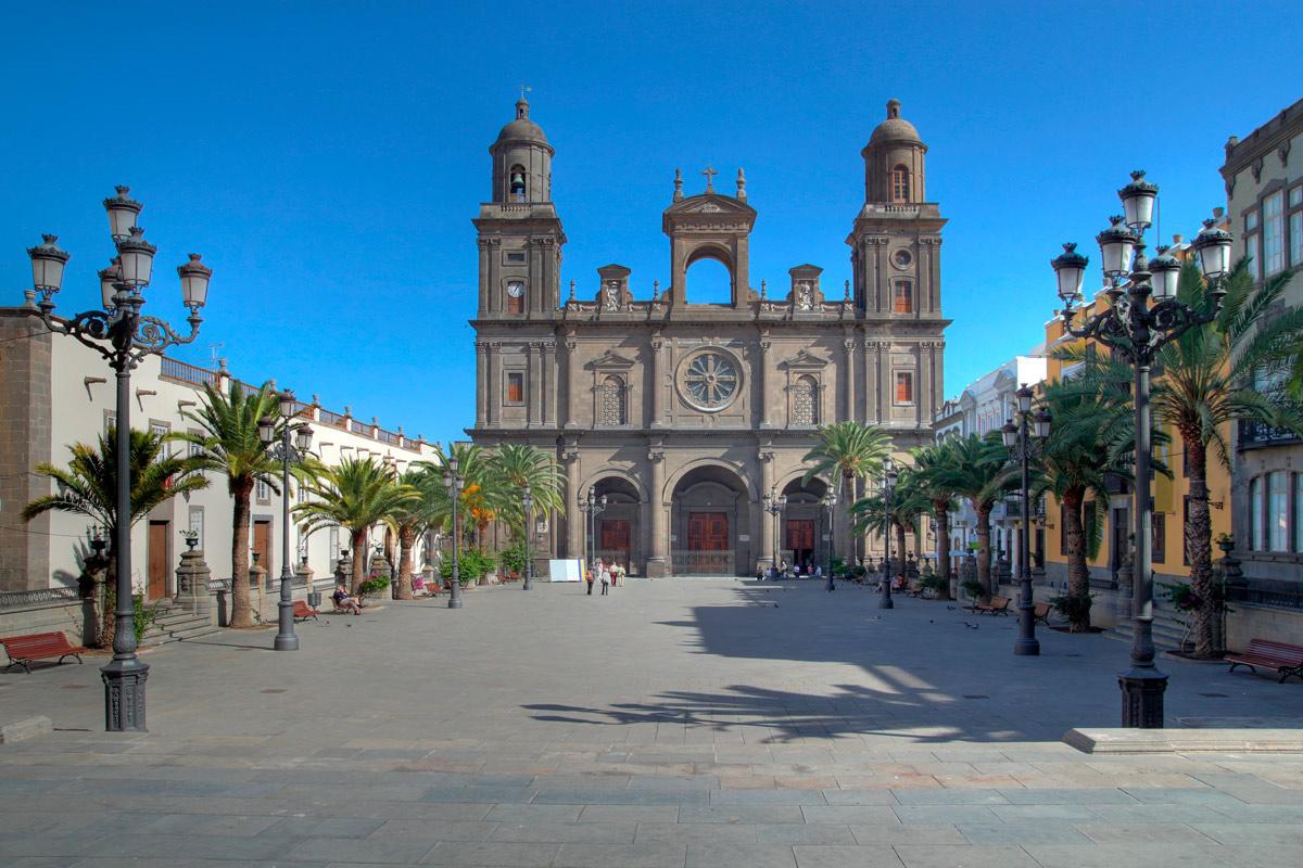 Catedral de Santa Ana, Las Palmas de Gran Canaria.