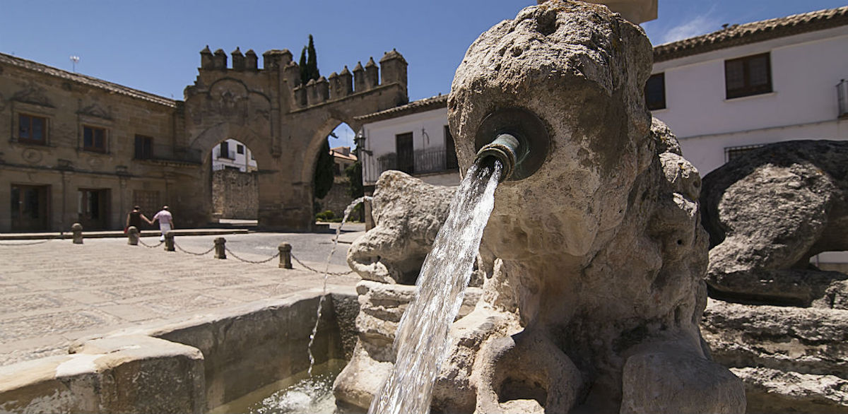 Baeza, Jaén.