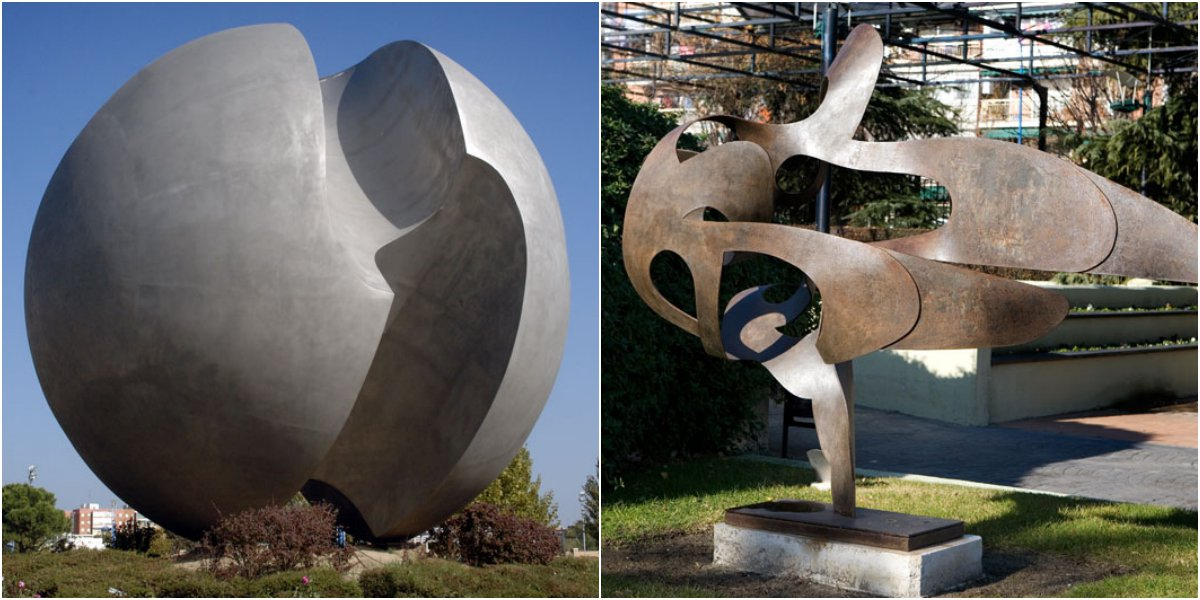 Museo de las Esculturas de Leganés
