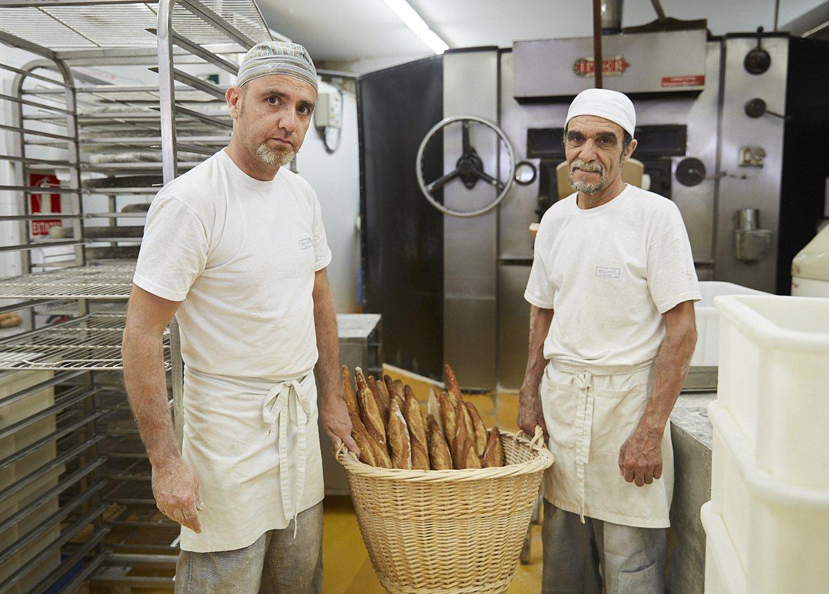 Panadería 'Baluard', Barcelona.