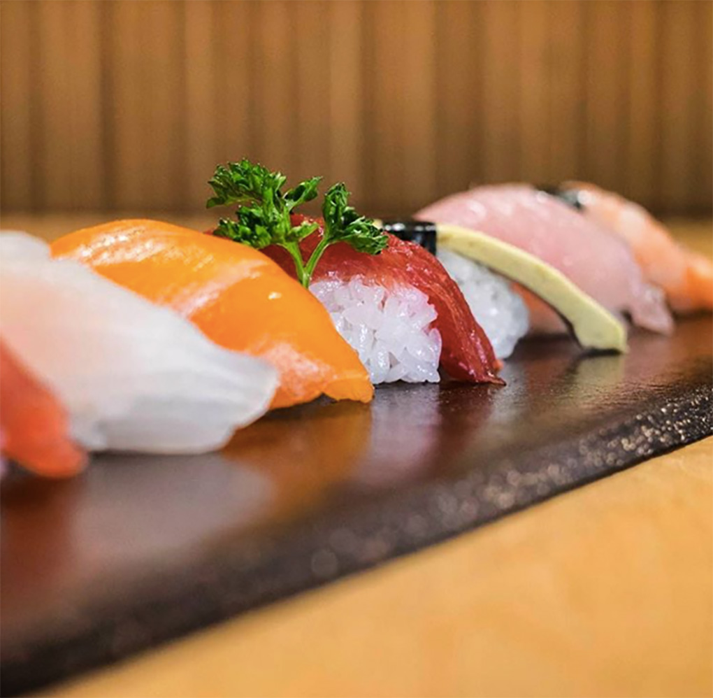 El sushi de Shunka. Foto: Instagram Shunka.