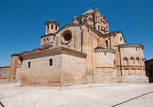 Colegiata Santa María la Mayor, en Toro. / CC Flickr Jesús Pérez Pachecho (www.fotonazos.es).