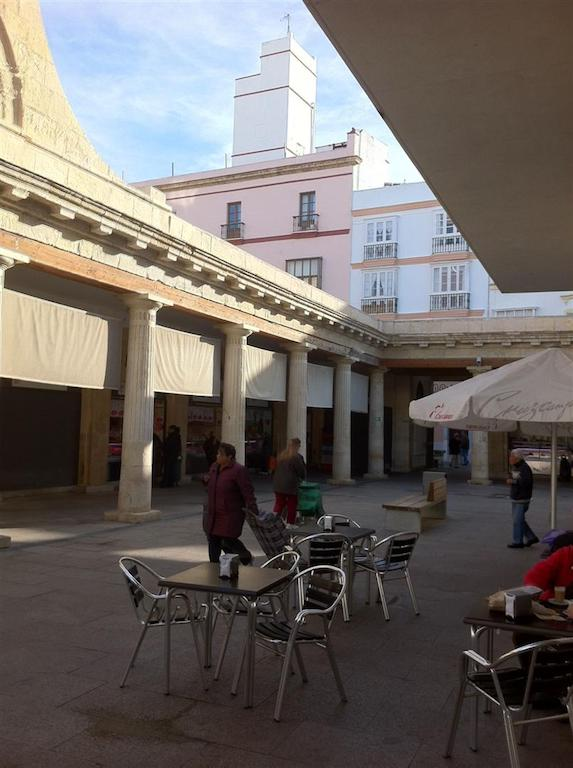 Mercado de Abastos. Foto: Patronato de Turismo de Cádiz.