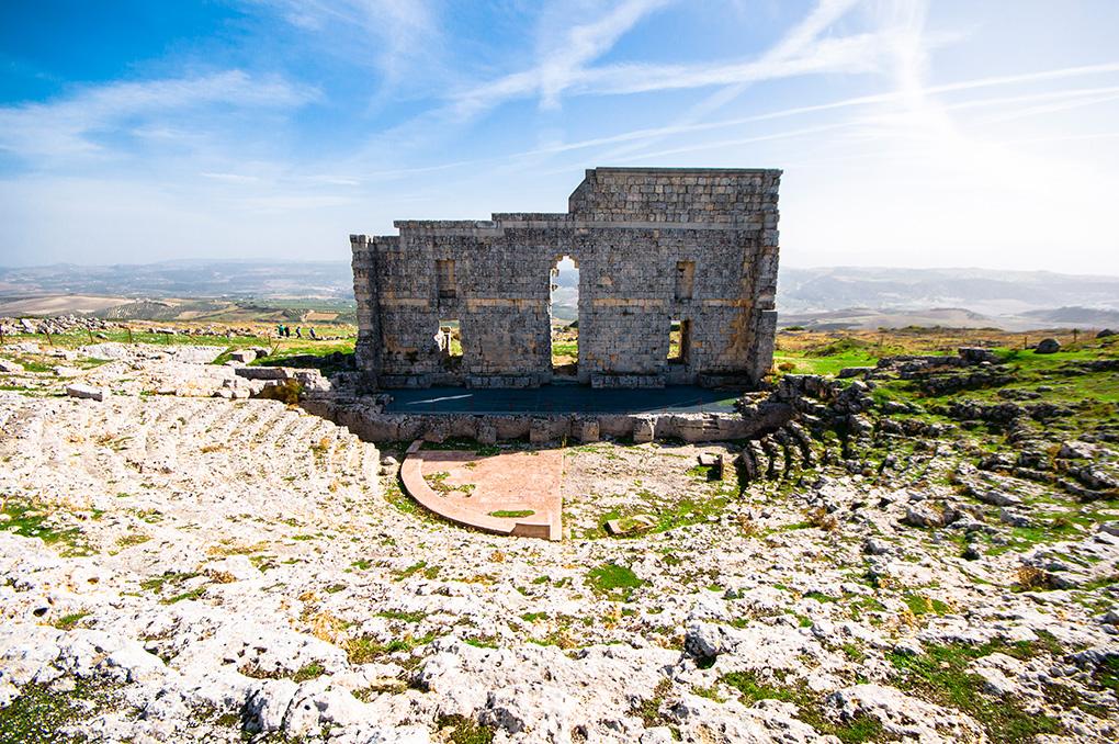 Las ruinas de Acinipo, una visita imprescindible.