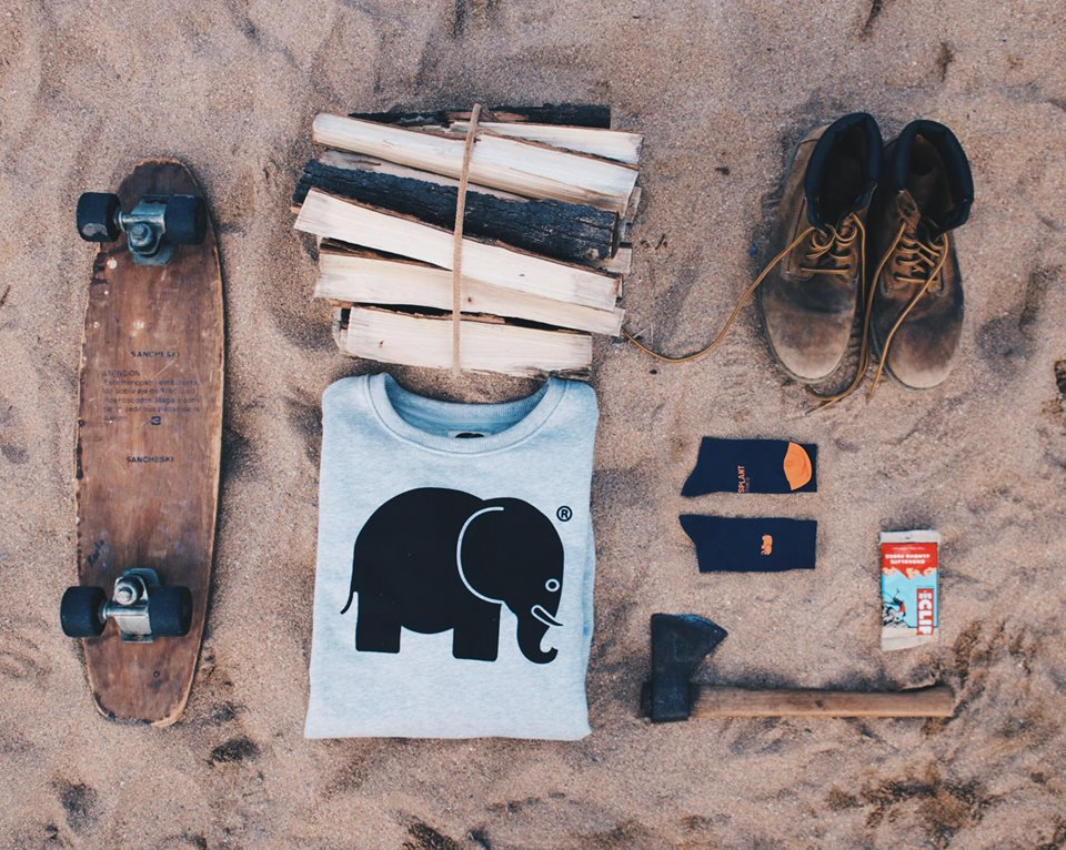 Una marca para todos aquellos que disfrutan deslizándose. Foto: Trendsplant Clothing