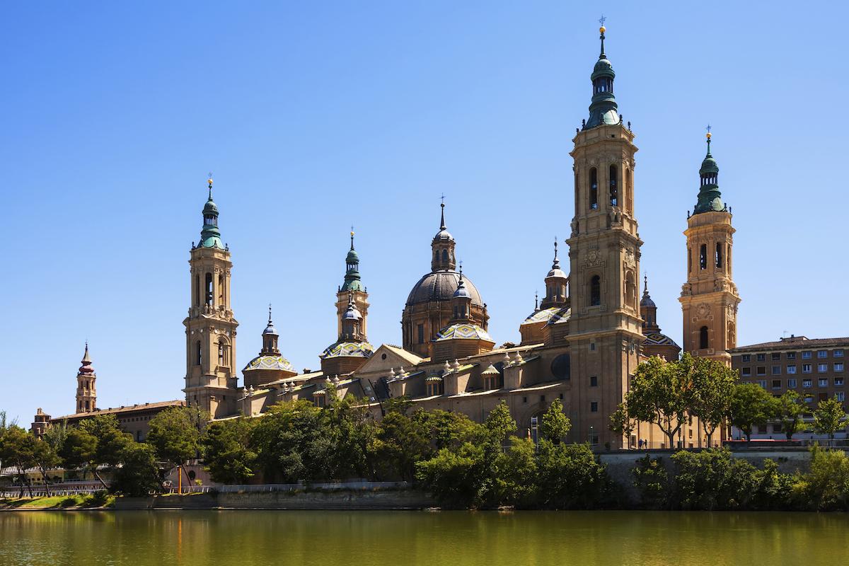 Catedral de Zaragoza.