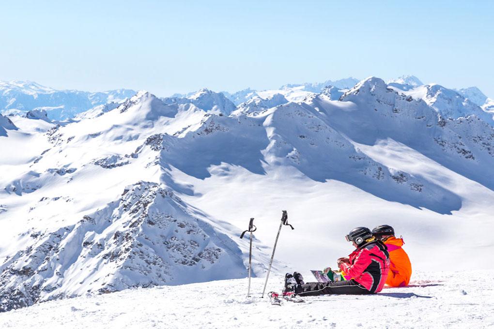 Sierra Nevada, un paraíso de los deportes de invierno. Foto: Shutterstock