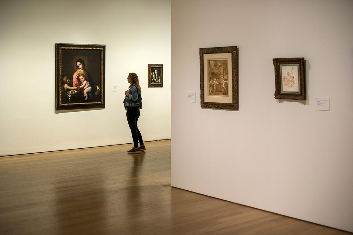 Colección Alicia Koplowitz del Museo de Bellas Artes.