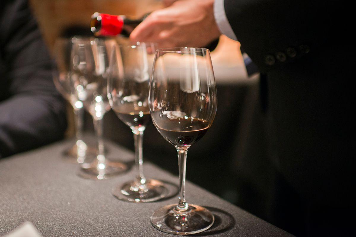 Un vino generoso dulce para terminar el festín.